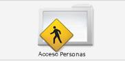 Acceso Personas